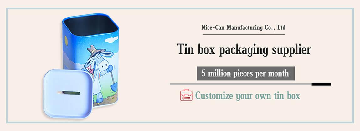 tin can coin bank piggy bank